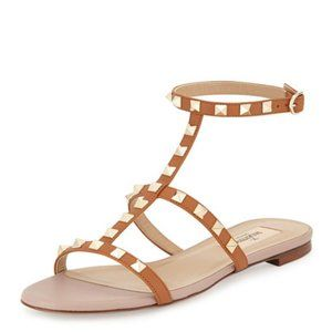 ❌SOLD❌Valentino Garavani Rockstud Ankle Sandals